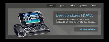 concurso descubridores Nokia