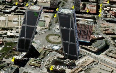 captura de pantalla de google earth